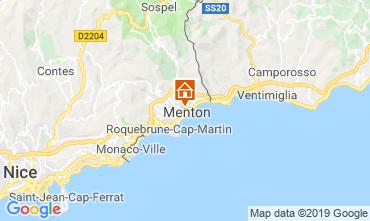 Carte Menton Appartement 66868