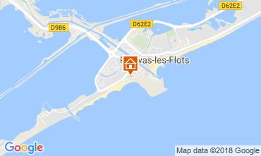 Carte Palavas-les-Flots Appartement 17396