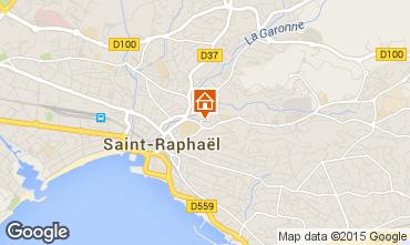 Carte Saint Raphael Appartement 5623