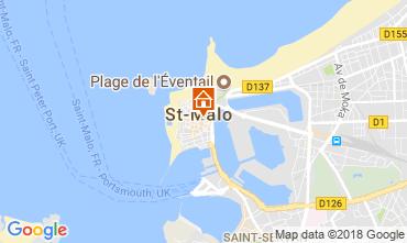 Carte Saint Malo Appartement 115835