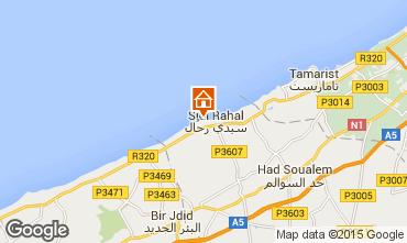 Carte Casablanca Villa 99861