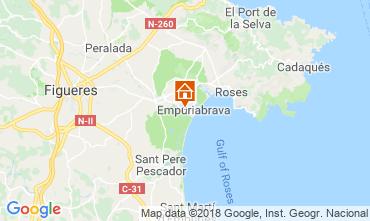 Carte Empuriabrava Villa 116120