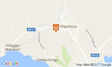 Carte Villasimius Appartement 107928