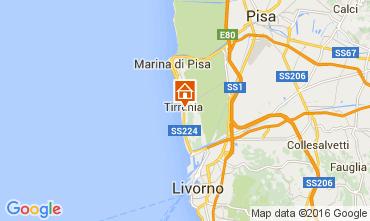 Carte Tirrenia Appartement 76318