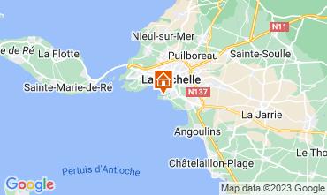 Carte La Rochelle Studio 63316