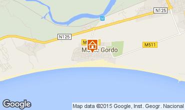 Carte Monte Gordo Appartement 83178