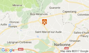 Carte Narbonne Maison 111188