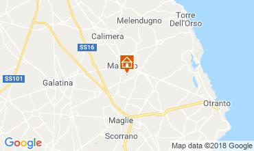 Carte Martano Maison 116344