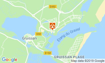Carte Gruissan Appartement 119065