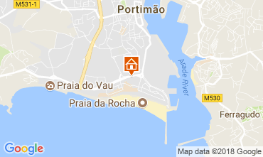 Carte Portimão Appartement 115642