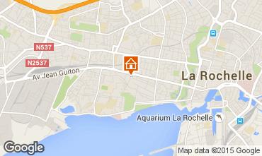 Carte La Rochelle Villa 78486