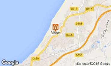 Carte Bidart Appartement 99426