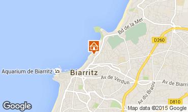 Carte Biarritz Appartement 24484