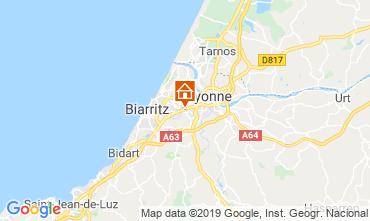 Carte Biarritz Studio 6356