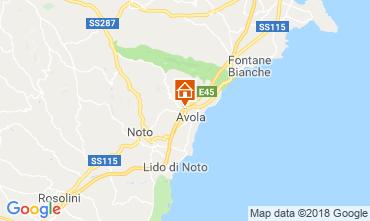 Carte Avola Villa 117196