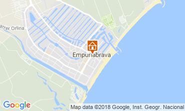 Carte Empuriabrava Appartement 52193