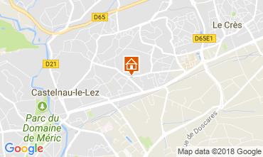 Carte Montpellier Appartement 114785