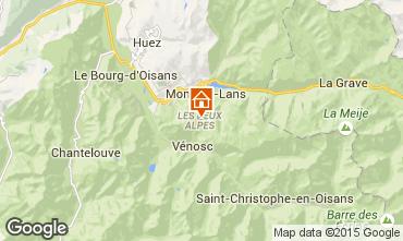 Carte Les 2 Alpes Appartement 48478