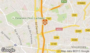 Carte PARIS Appartement 97715