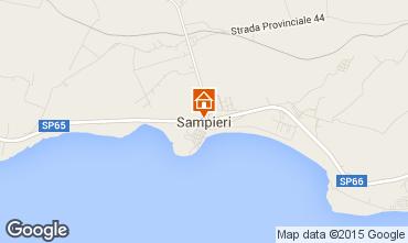 Carte Sampieri Appartement 99234