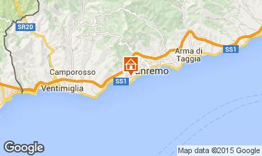Carte Sanremo Appartement 84648