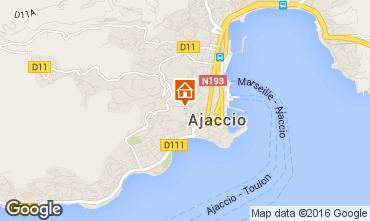 Carte Ajaccio Appartement 102372