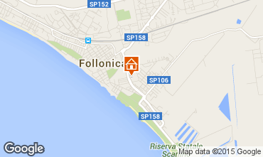 Carte Follonica Appartement 75628