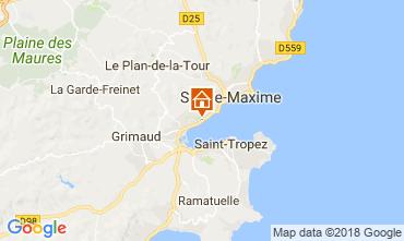 Carte Saint Tropez Maison 93909