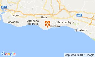 Carte Albufeira Appartement 109918