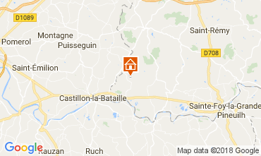 Carte Saint Emilion Maison 112996