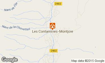 Carte Les Contamines Montjoie Appartement 17080