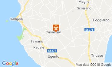 Carte Casarano Villa 116326