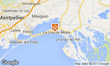 Carte La Grande Motte Appartement 6053