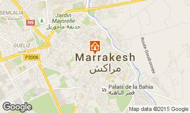 Carte Marrakech Chambre d'hôte 45751