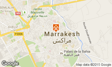 Carte Marrakech Chambre d'h�te 45751