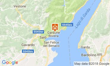 Carte Gardone Riviera Appartement 114062
