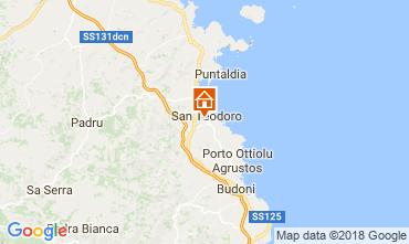 Carte San Teodoro Villa 114676