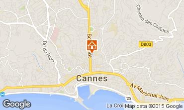 Carte Cannes Studio 94098