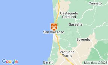 Carte San Vincenzo Appartement 104398