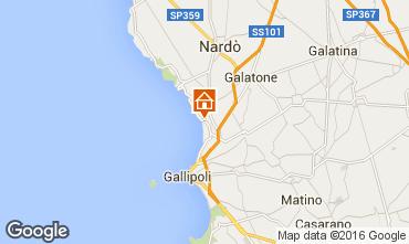 Carte Gallipoli Appartement 85003
