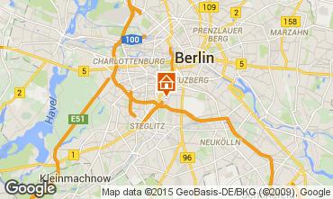 Carte Berlin Appartement 81253