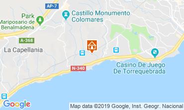 Carte Málaga Maison 108786
