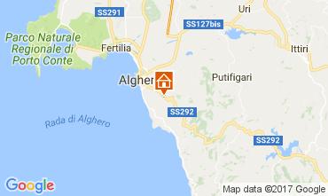 Carte Alghero Villa 65699