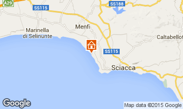 Carte Sciacca Bungalow 32808