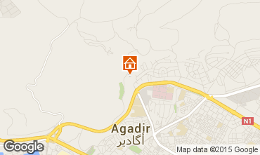 Carte Agadir Villa 76643