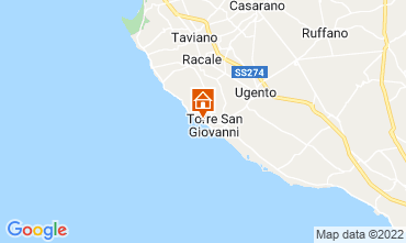 Carte Ugento - Torre San Giovanni Appartement 108077