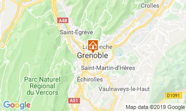 Carte Grenoble Appartement 120029