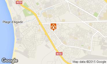 Carte Agadir Appartement 96226