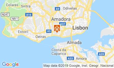 Carte Lisbonne Appartement 86633