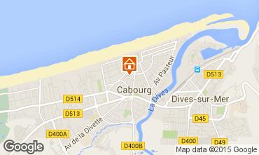 Carte Cabourg Maison 98078